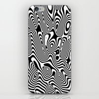 Trippy Background iPhone & iPod Skin