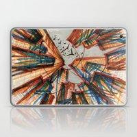The City Pt. 4 Laptop & iPad Skin