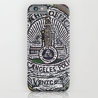 LAPD Psychic Officer  iPhone 6 Slim Case