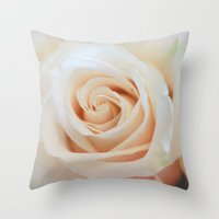 Soft to Touch Throw Pillow