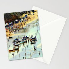 Rowing Regatta Stationery Cards