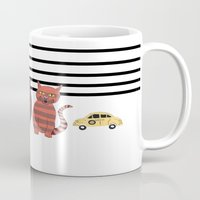 The Unusual Suspects Mug