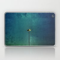 At The Dark Light Laptop & iPad Skin