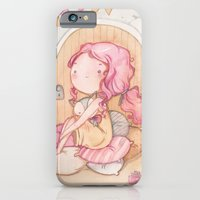 Hobbit Girl iPhone 6 Slim Case