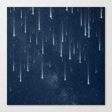 Wishing Stars Canvas Print