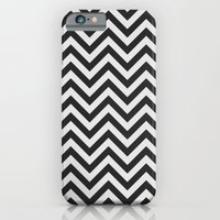 iPhone Cases featuring Chevron by Nobu Design