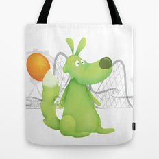 Feeling Green... Tote Bag