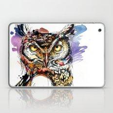 Owl Sounds Laptop & iPad Skin