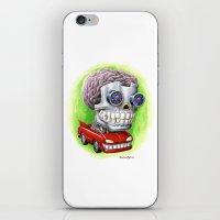 Klextorr iPhone & iPod Skin