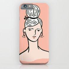 fille portant cheveux Slim Case iPhone 6s