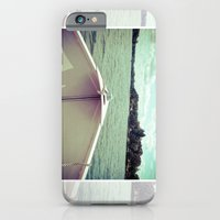 iPhone & iPod Case featuring Sometime This Life, I'm Going to Sail Away by Shipwreck Moon Designs