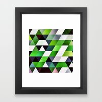 Lyzzyrrd Framed Art Print