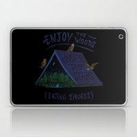 Camp Life Laptop & iPad Skin