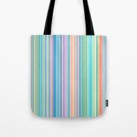 STRIPES16 Tote Bag