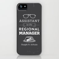 The Office Dunder Miffli… iPhone (5, 5s) Slim Case