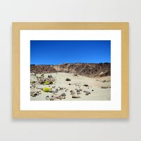 sulfur Framed Art Print