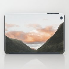 Time Is Precious - Landscape Photography iPad Case
