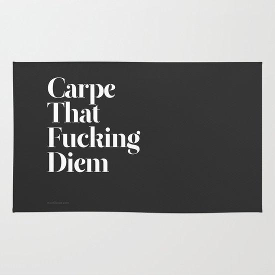 Carpe Area & Throw Rug