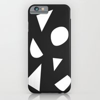 Boom on Black iPhone 6 Slim Case