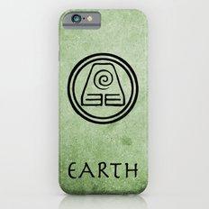 Avatar Last Airbender Elements - Earth iPhone 6 Slim Case