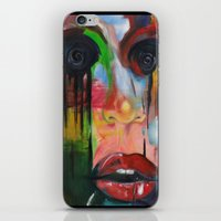 it's all too much iPhone & iPod Skin