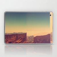 Mountains Clashed Laptop & iPad Skin