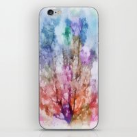 Independent Tree  iPhone & iPod Skin