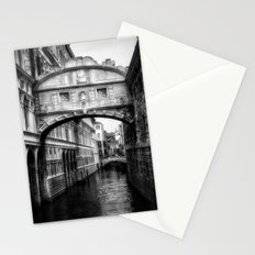 Ponte dei Sospiri | Bridge of Sighs - Venice  Stationery Cards