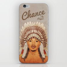 Chief Chancellor iPhone & iPod Skin