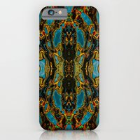 Graffiti In Reflection iPhone 6 Slim Case