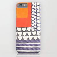 iPhone & iPod Case featuring The Future : Day 3 by KATE KOSEK