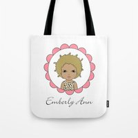 Emberly Ann Tote Bag
