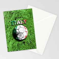 Old football (Italy) Stationery Cards
