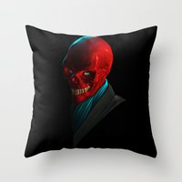 JOHN SMITH Throw Pillow