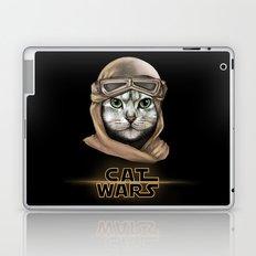 Cat Wars Rey Laptop & iPad Skin