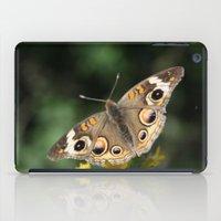 Common Buckeye iPad Case