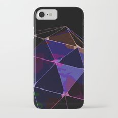 BLACKLIGHT CRYSTAL BALL iPhone 7 Slim Case