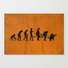 Involution! Canvas Print