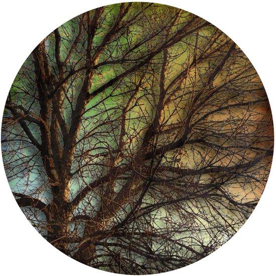 Psychadelic Tree Art Print