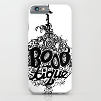 iPhone & iPod Case featuring BOOO-tique! by Richard J. Bailey