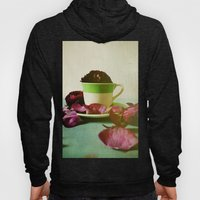 Petals Unfold, Opening to Life Hoody