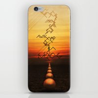 Castles Made of Sand iPhone & iPod Skin