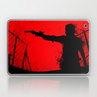 The Walking Dead Rick Laptop & iPad Skin