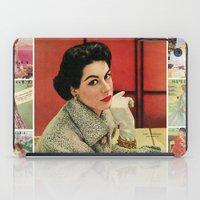 1953 Fall/Winter Catalog iPad Case