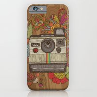 iPhone & iPod Case featuring Out of sight by Valentina Harper
