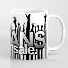 Humans Not For Sale Mug