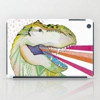 Dinosaur / August iPad Case