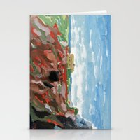 Cerro del Hierro Stationery Cards