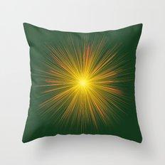 SECRET SHADOW Throw Pillow