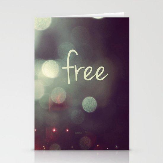 free II Stationery Card